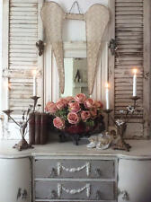 Unbranded Flower Candelabra Candle & Tea Light Holders