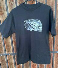 Pearl Jam 1995 Eddie Vedder Soldier Field Vintage Concert Tour T Shirt Large