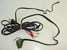 Pioneer PL-570 Belt Drive Automatic Turntable OEM Part/Piece: Power / AV Cord