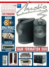 Rivista Musica Audio Review n 419 Aprile 2020 B&W Formation Duo