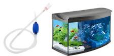 Aquarium Mulmabsauger Mulmglocke Mulmsauger Bodenreiniger Ansaug Vakuum Pumpe