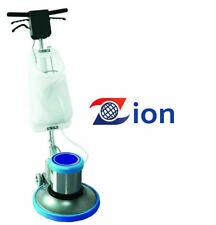 "Premium Industrial 17"" Floor Polisher Machine with(2 Brushes+1 Pad Holder)"