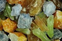 1 Pound of 'AAA' Grade Calcite Rough - Cabbing, Tumble Rocks, Wrapping, Reiki