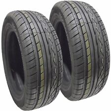 2x 2256018 HIFLY 801 M&S Tyres High Performance 225 60 18 225/60 100v