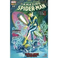 AMAZING SPIDER-MAN 24 - UOMO RAGNO 673 - PANINI COMICS MARVEL - ITA - NUOVO