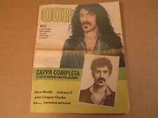 MUZIEKKRANT OOR NR 16 - 1980 / FRANK ZAPPA