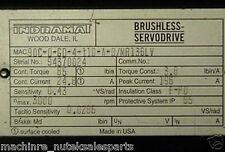 Indramat Servo Motor MAC 90C-0-GD-4-110-A-0/MR136LV