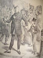 DAVID COPPERFIELD Ch.Dickens illustré de 30 gravures