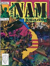 The 'Nam (magazine) # 1 (Michael Golden) (États-Unis, 1988)