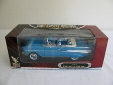 Yat Ming Road Signature 1/18 Scale 1957 Chevrolet Bel Air Convertible #92108 NOS