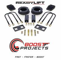 "ReadyLIFT SST LIFT KIT for 2003-13 RAM 2500/3500 4WD ONLY - 8 LUG - 3.0""F/1.0""R"