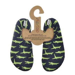 Slipstop Gator Rutschfeste Kinder Schuhe mit LSF 50+ Schwimmen Wasserschuhe