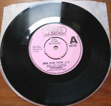Steppenwolf - Snow Blind Friend. PRO 525. G+. Rare UK Demo! Promo Vinyl Record 7