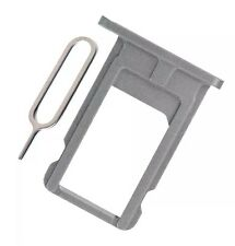 "Sim Card Tray Slot Holder Plate + Ejector Pin For iPhone 6s (4.7"") -Space Grey"