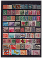 A Worldwide lot#263 france turkey germany seychelle italy classic vintage &more