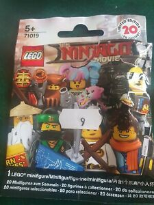 Lego Ninjago Limited Edition Minifigures Series - No 9
