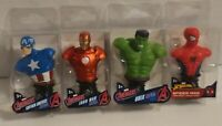Marvel Avengers Iron Man / Captain American/ Hulk/Spiderman Mini Figure