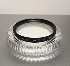 Genuine Tokina 52mm UV Lens Filter