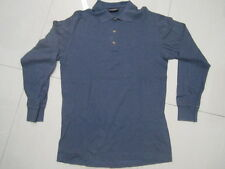 VINTAGE POUR HOMME POLO LONGSLEEVE SHIRT MADE IN ITALY