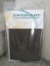 Zweigart - THE needlework fabric. Cross stitch fabric - NEW. 18 count