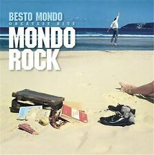 MONDO ROCK Besto Mondo Greatest Hits CD NEW - 2015 Aztec Music Remaster