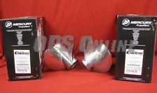 Mercury 17 P Enertia Propeller Set RH & LH 48-898994A46 & 48-898995A46 - New