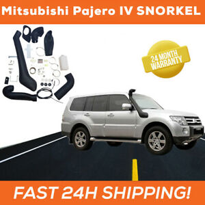 Snorkel / Schnorchel for Mitsubishi Pajero IV NS Series 06-08 Raised Air Intake