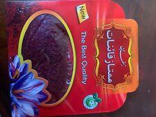 Saffron spice Momtaz Ghaenat brand 4 Gram