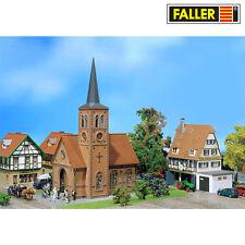 FALLER 130239 H0 Kleinstadt-Kirche ++ NEU & OVP ++
