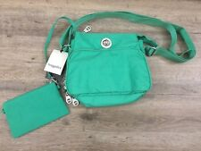 BAGGALLINI Crossbody Shoulder PARIS handbag  Green NWT