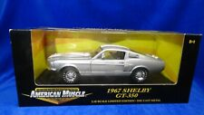 *LIMITED EDITION* 1967 SHELBY GT-350 1:18 Scale Die-Cast Metal AMERICAN MUSCLE