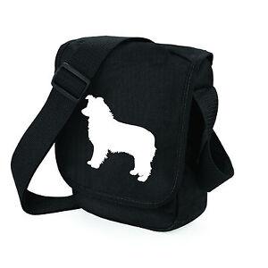 Border Collie Dog Bag Shoulder Bags Handbag Birthday Gift