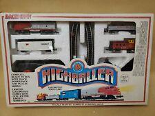Bachmann Highballer N Scale Train Set Complete Item # 24300 Locomotive & 3 Cars