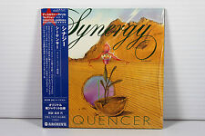 SYNERGY: SEQUENCER ~ JAPAN MINI LP CD, ORIGINAL, ULTRA RARE, MINT, OOP