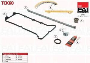 Kit catena distribuzione FAI AutoParts TCK60 FIAT SUZUKI