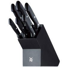 WMF Messerblock 7teiliges Messer-Set Classic Line *NEU* schwarz