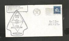 USS ARCHERFISH SSN 678 MAR 22, 1975 POSTAL SERVICE, CT