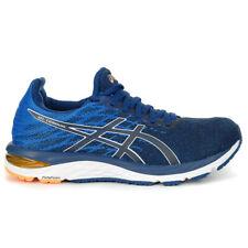 ASICS Men's Gel-Cumulus 21 Knit Mako Blue/White Running Shoes 1011A809.400 NEW