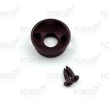 Telecaster ® Elecstrosocket aftermarket jack plate , HJ010, Black with screws