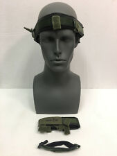 NEW Gentex Helmet Replacement Strap Kit -Chin Strap 2 Sweatbands - Extra Large