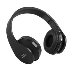 Foldable Wireless Stereo Bluetooth 4.1 Gaming Headphone Headset for Sony Ps4 UK