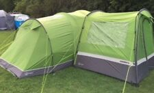 Hi Gear Zenobia Elite 6 Family Tent with Porch, Carpet and Footprint used twice