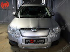Mv-Tuning Front Mask Grill Winter Screens Freeze for Skoda Yeti 2009-2012