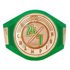 WWE 24/7 Championship Toy Title *NEU* Gürtel Belt R-Truth, Elias, Drake Maverick