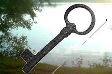 Eisenschlüssel rostig lang 85mm Schlüssel antik Vintage Schlüssel & Schlösser