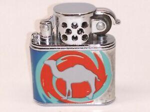 UNFIRED Vintage Camel Cigarette Advertising Lighter Cigarette Pipe Mini Lighter