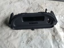 RENAULT CLIO DASH BOARD CLOCK DISPLAY P7700436307A