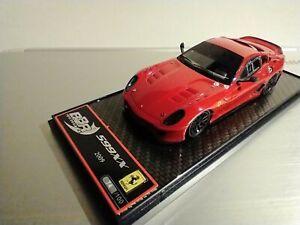 1/43 BBR Concept 43 Ferrari 599XX Fiorano Test 2009  GTO  BBRC23B Limited 100 pc