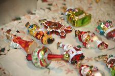 "Christopher Radko Celebrations (?) 3"" Set of 13 Ornaments"