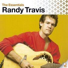 Travis Randy-Essentials  (US IMPORT)  CD NEW